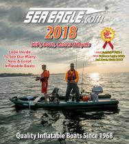 Sea Eagle 2018 Catalog