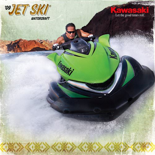 2009 Jet Ski Watercraft
