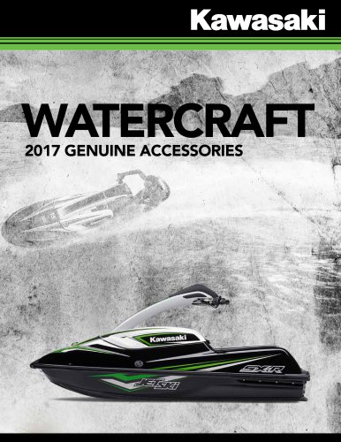 2017 ACCESSORIES – WATERCRAFT