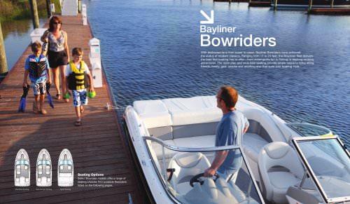 Bayliner Bowriders