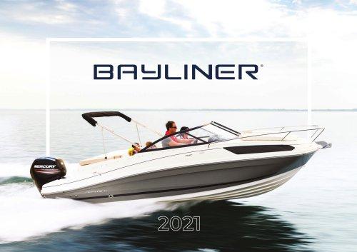 Bayliner brochure 2020