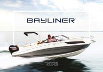 Bayliner brochure 2021