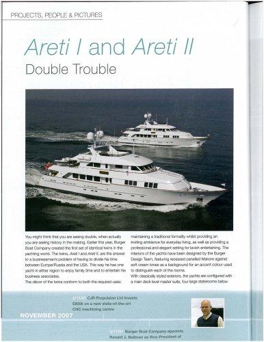 Areti I and Areti II