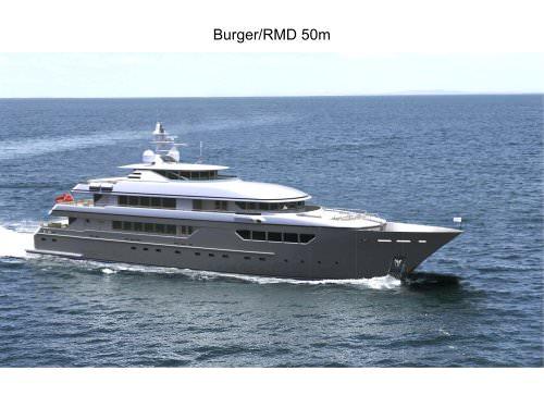 Burger/RMD 50m