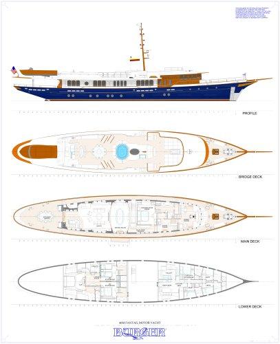 SYCARA IV 151 ft (46m)