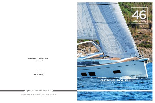 Brochure GS 46 Long Cruise
