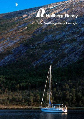 Hallberg-Rassy 64 Concept brochure