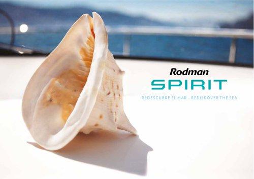 RODMAN SPIRIT 31 OPEN EQUIPMENT