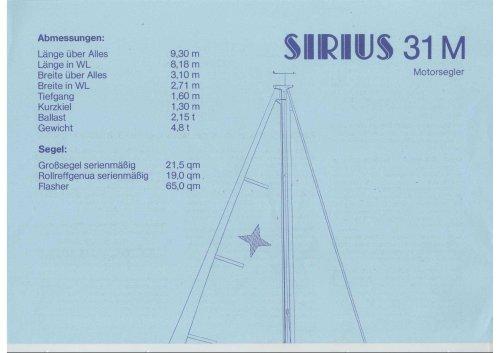 Sirius 31MS