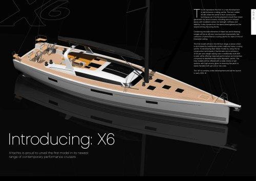 Introducing: X6