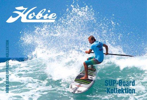 SUP-Board -Kollektion