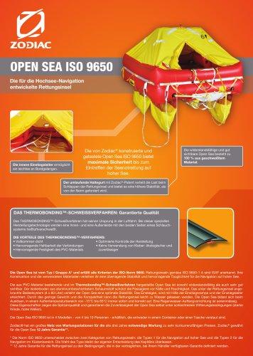 ZODIAC Open Sea DE
