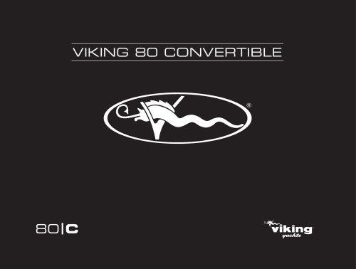 VIKING 80 CONVERTIBLE