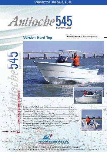 Antioche 545