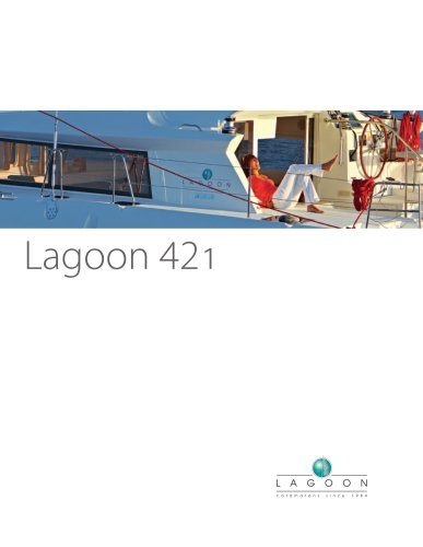 Lagoon 421