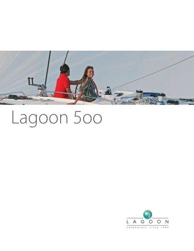 Lagoon 500