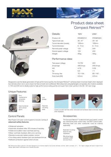 Compact-Retract-Product-Data-Sheet