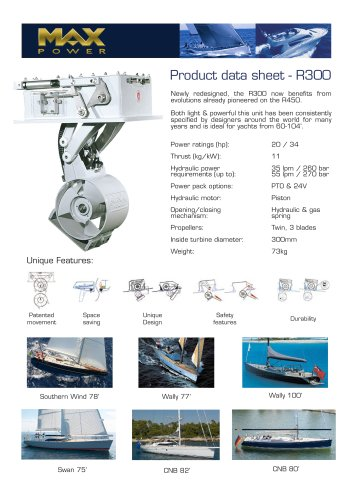 R300-Product-Data-Sheet