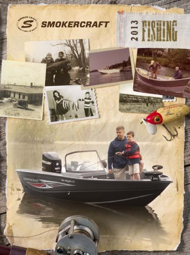 2013 Smokercraft Fishing Catalog