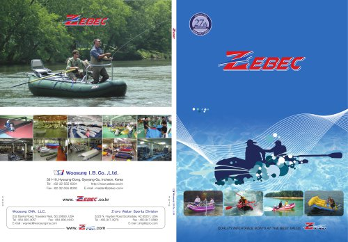 Zebec Catalogue