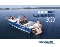 MARINE LIGHT ALUMINIUM BOATS 2020