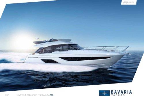 BAVARIA R55