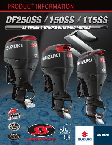 DF250SS - 150SS - 115SS
