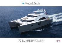 70Sunreef Power