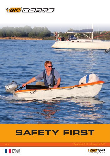 BIC Boats Catalogue 2016