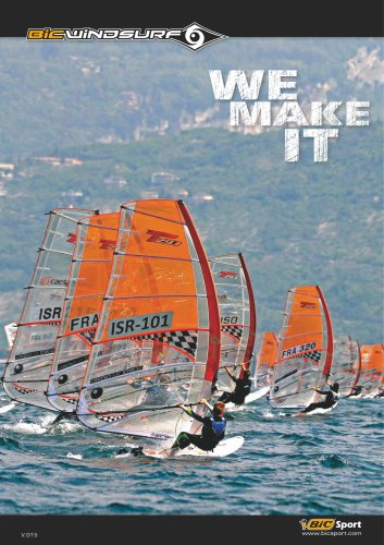 BIC Windsurf catalog