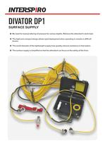 DIVATOR DP1 SURFACE SUPPLY