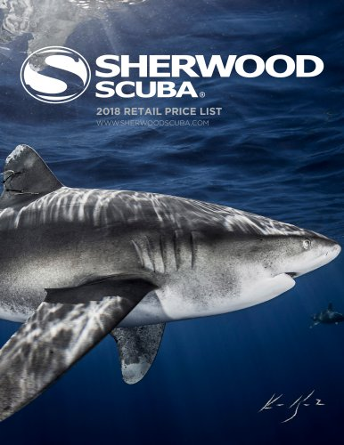 2018 SHERWOOD SCUBA