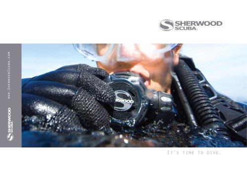 Sherwood Catalog 2008