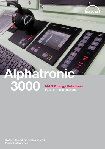 Alphatronic 3000