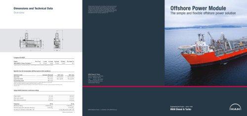 Offshore Power Module