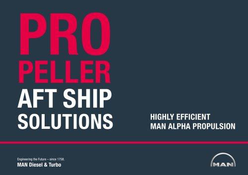 PRO PELLER aft ship solutions