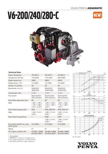 V6-200/240/280-C