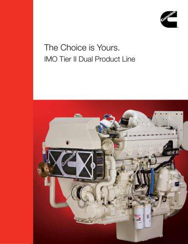 Quantum System MCRS Marine Engines