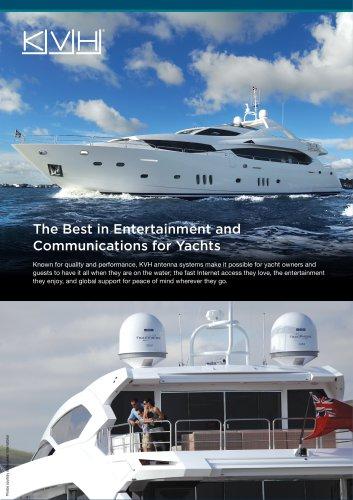 Leisure Lifestyle Marine Brochure
