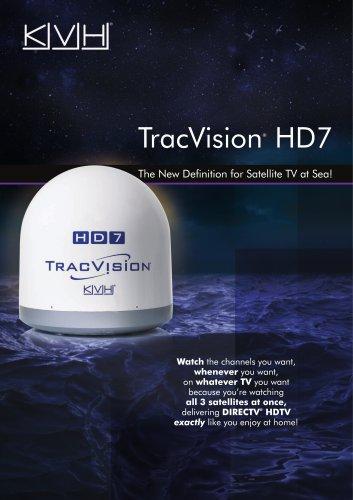 TracVision HD7 Brochure
