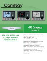 Navigator G2 GPS Compass