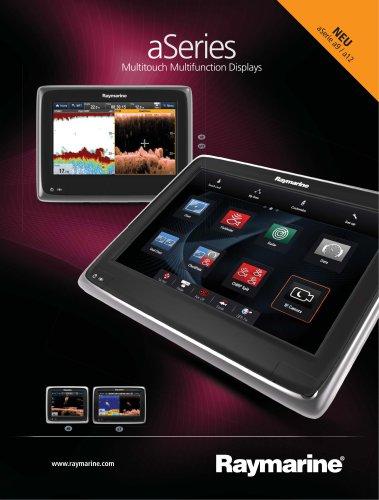 aSeries Multifunction Displays