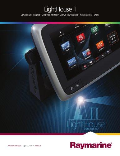 LightHouse II User Interface