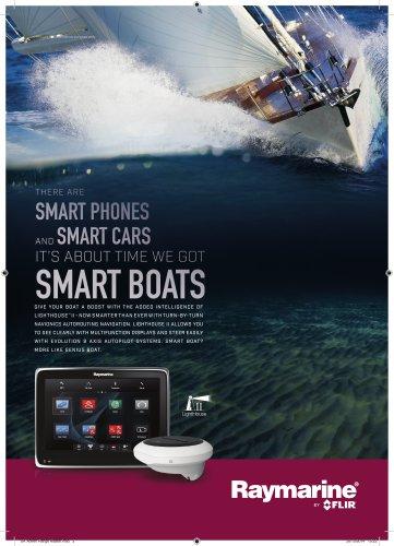 Smartboat: aSeries, Evolution, LightHouse II