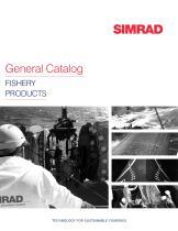 Simrad main product catalogue