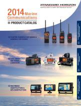 2014 Marine Catalog