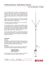 ELNA-Radio Beacon Antennas (NDB)