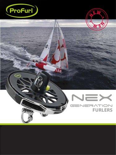 nex generation FLYING SAILS FURLER