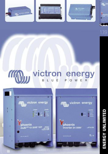 Battery chargers, inverters and batteries