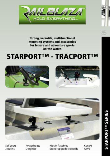 Railblaza™ Mounting system
